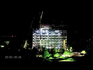 15ти этажный отель построеный за 48 часов